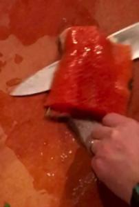 slice salmon 3