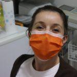 surgical droplet mask